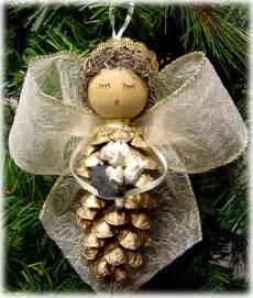 pine cone ornaments pine cone ornaments mawicke creations cincinnati oh