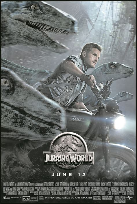 film jurassic world bagus film review quot jurassic world quot mediamikes