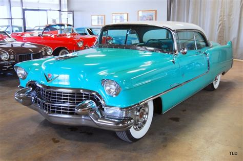 1955 cadillac coupe 1955 cadillac coupe power pack