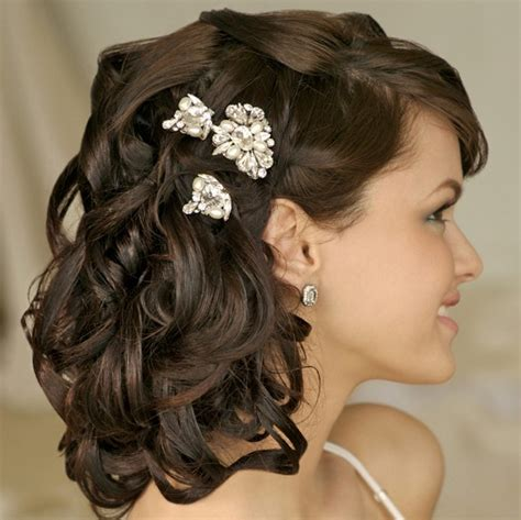 hairstyles curly half up 20 beautiful half up curly hairstyles every lady should