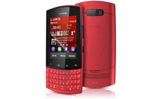 Hp Nokia Asha 303 Second hp nokia dan harganya nokia asha mobile price