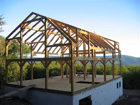building a frame house 5 reasons timber is superior to steel and brick