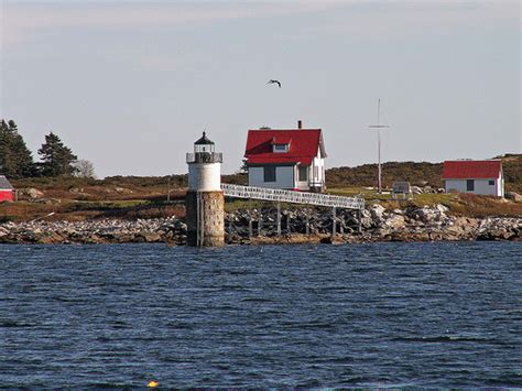 ram island lighthouse ram island lighthouse maine located in boothbay harbor