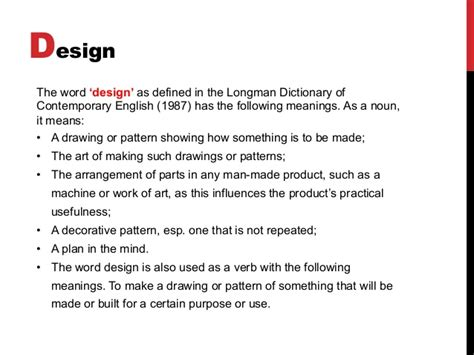 design theme meaning basic design visual arts elements of design