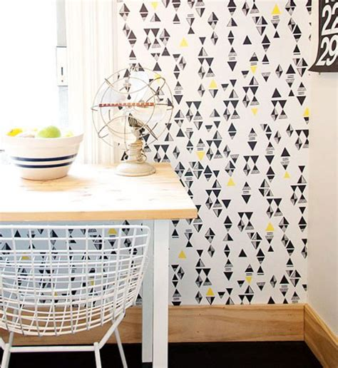 removable wallpaper for apartments removable wallpaper apartment home pinterest