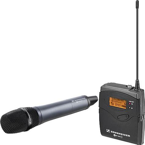 Mikropon Mic Sennheiser Ew 135 G3 Single Profesional Artis 3vvnc sennheiser ew 135 p g3 mount wireless ew135pg3 a b h