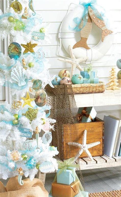 beach theme christmas ornaments