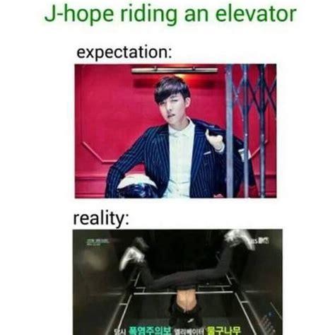 bts elevator prank hahahahaha the elevator prank xd bts pinterest
