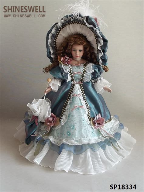 price products porcelain doll 3163 free shipping 18 inch 46cm porcelain doll with