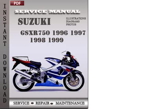 car service manuals pdf 1996 suzuki x 90 windshield wipe control suzuki gsxr750 1996 1997 1998 1999 factory service repair manual do