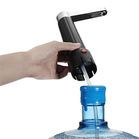 Automatic Electric Drink Pumping automatic electric portable water drink dispenser gallon bottle alex nld