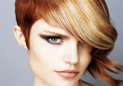 blonde red haircuts tania davis my new hair