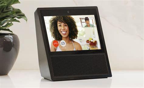 amazon echo show echo show l interphone vid 233 o intelligent la nouvelle
