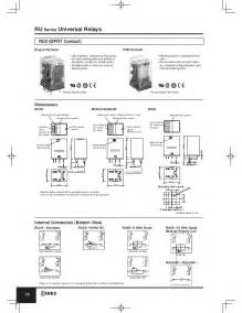 idec rh2b u relay wiring diagram wiring diagram website