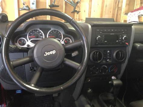 Jeep Wrangler 2007 Interior by 2007 Jeep Wrangler Interior Pictures Cargurus