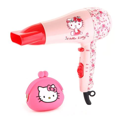 Hello Childrens Hair Dryer hello flora hair dryer purse travel gift set for new uk 5020260121913 ebay