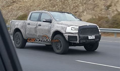 ford ranger raptor 2017 ford ranger raptor all but confirmed for australia