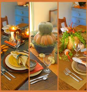 gallery for gt homemade thanksgiving table decorations
