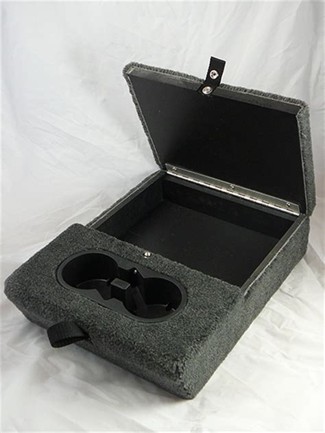 bass boat seat console carpeted step box