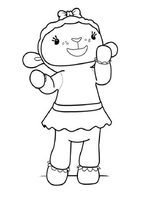 imagenes para colorear la doctora juguetes la doctora juguetes dibujos para colorear