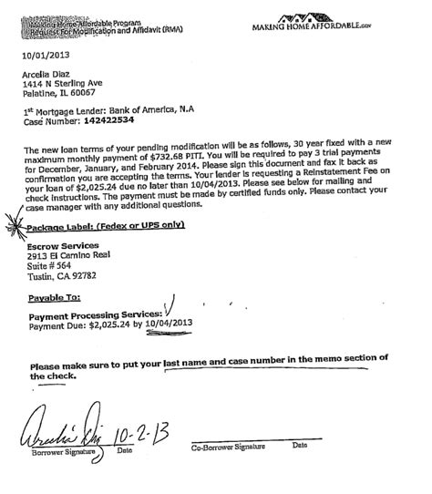 Mortgage Letter 2014 21 Homeowner Alert Scammer Masquerades As Bank Offers Loan Mods Central Valley Real Estate