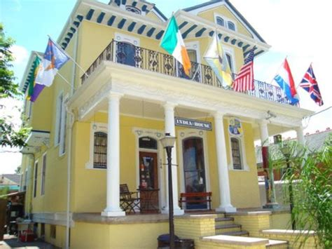 india house new orleans india house backpackers hostel in new orleans usa find cheap hostels and rooms at