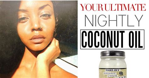 oil pulling before bed your ultimate nightly coconut oil regimen has arrived