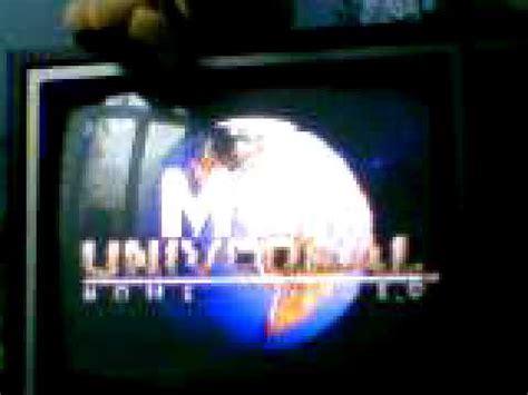 mca universal home logo videotape