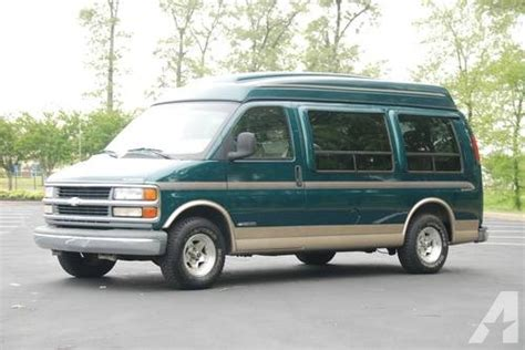 1999 chevy express 1500 conversion van handicap accessible for sale in nesbit mississippi