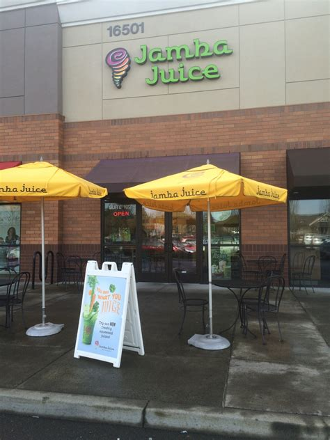 Mba Programs In Vancouver Wa by Jamba Juice At Columbia Crossing Vancouver Wa