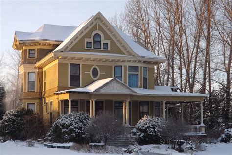 Fargo Home by Interior Of Historic Fargo Home Growing Together