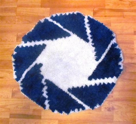 science rug aperture science rug by sonicdragon26 on deviantart