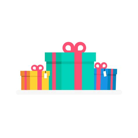 Gift GIFs - Find & Share on GIPHY Happy Kids Opening Christmas Presents