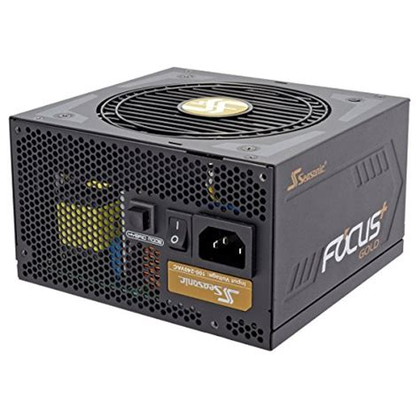 Psu Seasonic X650 650w Modular 80 Gold Certified Original Seasonic Focus Plus Gold 650w 80 Gold Certified Fully