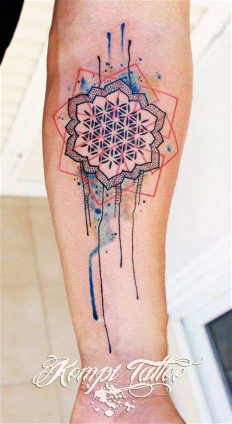tattoo geometric watercolor 20 best tattoos of the week sept 10th to sept 16th 2013