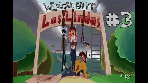 webcomic relief se las lindas part  youtube