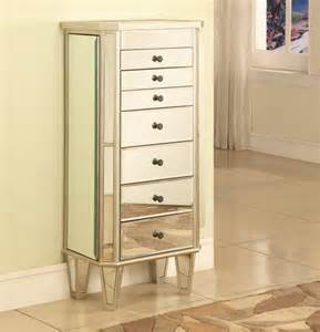 Jewelry Armoire Mirrored Powell Mirrored Jewelry Armoire 233 314
