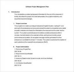 program management plan template project management plan template 4 free word pdf excel