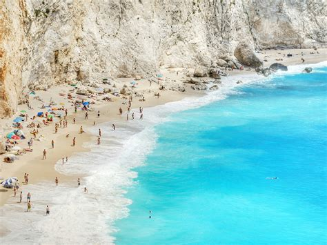 best beaches greece the best beaches in greece photos cond 233 nast traveler