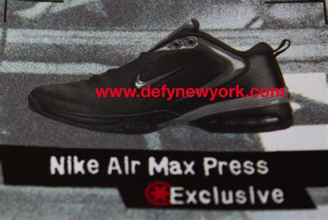 nike basketball shoes 2003 nike air max press basketball shoe 2003 defy new york