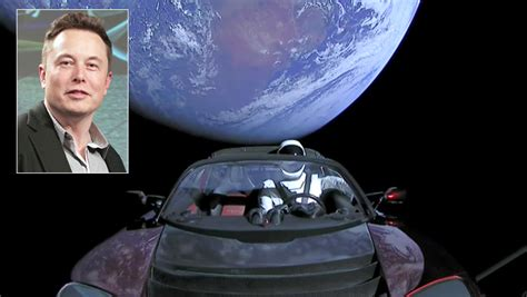 elon musk a giant leap for mankind insider one small step for elon musk one giant leap for tesla car