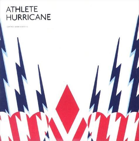 athlete hurricane athlete hurricane la musica secondo cocchio