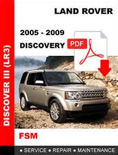 free service manuals online 2005 land rover discovery auto manual land rover discovery manual ebay