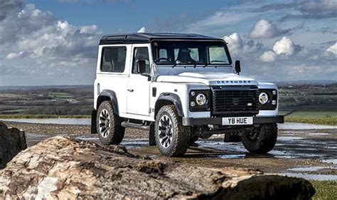 land rover defender works v8 2018 review is the new car a future classic express co uk