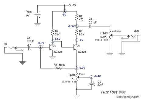pull resistor diy pedal pull resistor fuzz 28 images perf and pcb effects layouts lovepedal karl 2 knob version