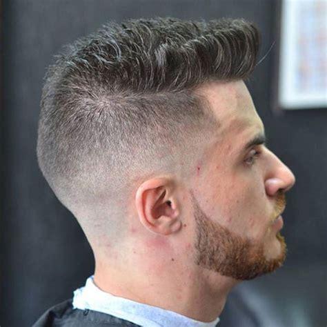 mens short quiff hairstyles fade haircut 23 best quiff hairstyles for men men s haircuts
