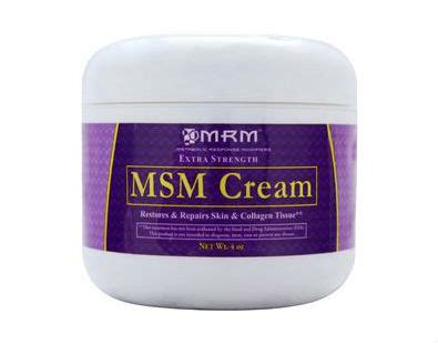 Msm Detox Odor Skin by Mrm Msm Review Does This Product Really Work