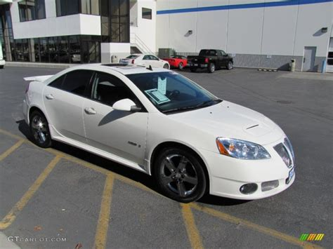 2008 Pontiac G6 Gxp Specs by 2008 Ivory White Pontiac G6 Gxp Sedan 55138452 Photo 30