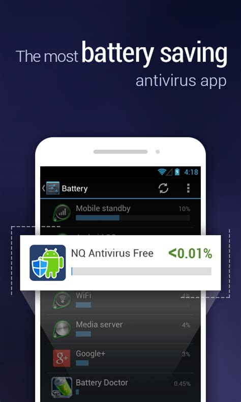 virus app for android phone nq antivirus free free android app android freeware
