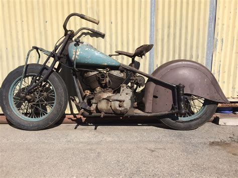 Cycle Zombies 1941 Indian Chief For Sale